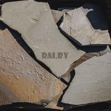 Песчаник серо-зеленый 3 см