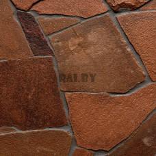 Песчаник терракотово-красный 3 см