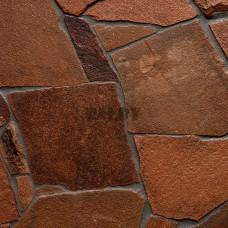 Песчаник терракотово-красный 1.5 см