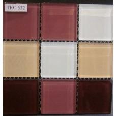 Стеклянная мозаика Jenru Color TKC-532