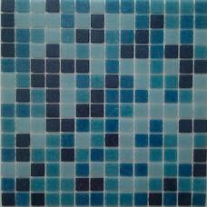 Стеклянная мозаика Aquamarine