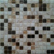 Стеклянная мозаика Сarnelian