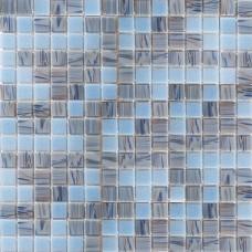 Стеклянная мозаика Grey Lux