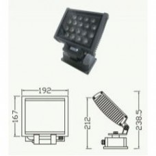 Прожектор прудовый светодиодный HQ-A18 W W